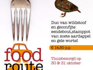 FoodRoute oktober 2015