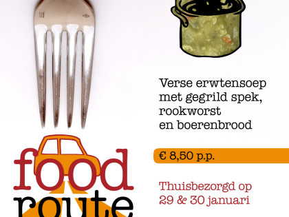 FoodRoute januari 2016